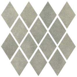 Mozaika Cir Materia Prima soft mint rombo 25x25 cm lesk 1069904
