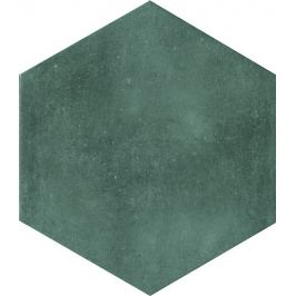 Obklad Cir Materia Prima hunter green 24x27,7 cm lesk 1069780