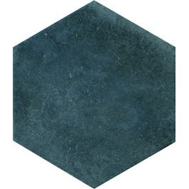 Obklad Cir Materia Prima navy sea 24x27,7 cm lesk 1069783