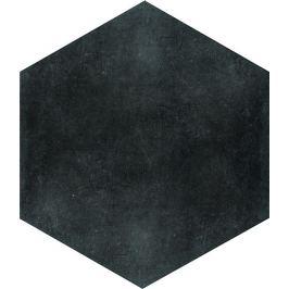 Obklad Cir Materia Prima black storm 24x27,7 cm lesk 1069777