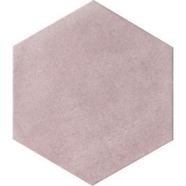 Obklad Cir Materia Prima pink velvet 24x27,7 cm lesk 1069785
