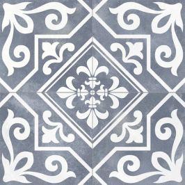 Dlažba Peronda Ayala blue reverse 45x45 cm mat AYALABLR
