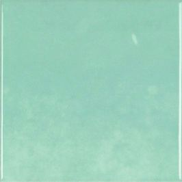 Obklad Ribesalbes Earth Powder Blue 15x15 cm lesk EARTH2927