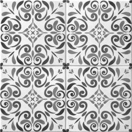 Dlažba Tonalite Aquarel grigio vega 15x15 cm mat AQUVEGGR
