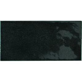 Obklad Equipe VILLAGE black 6,5x13 cm lesk VILLAGE25587