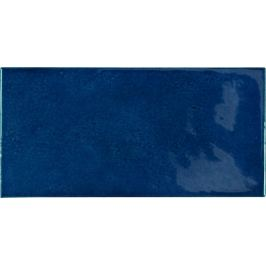 Obklad Equipe VILLAGE royal blue 6,5x13 cm lesk VILLAGE25572