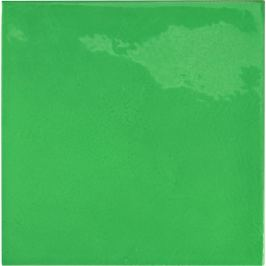 Obklad Equipe VILLAGE Esmerald green 13x13 cm lesk VILLAGE25595