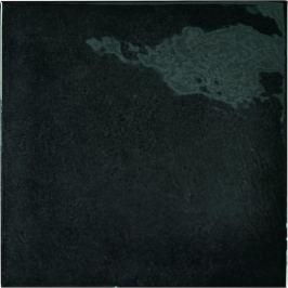 Obklad Equipe VILLAGE black 13x13 cm lesk VILLAGE25598