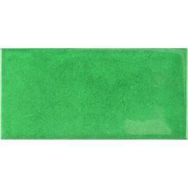 Obklad Equipe VILLAGE Esmerald green 6,5x13 cm lesk VILLAGE25584