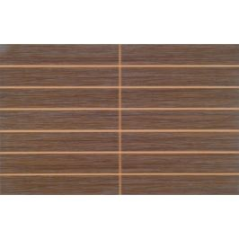 Dekor Vitra Elegant Mocha prierez 25x40 cm mat K840773
