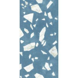 Dlažba Ergon Medley blue 60x120 cm mat EH8L