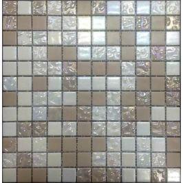 Sklenená mozaika Mosavit Trendy beige 30x30 cm mat / lesk TRENDYBE