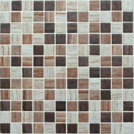 Sklenená mozaika Mosavit Forest mapple 30x30 cm mat FORESTMA