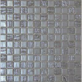 Sklenená mozaika Mosavit Bamboo gris 30x30 cm mat / lesk BAMBOOGR50