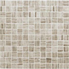 Sklenená mozaika Mosavit Forest haya 30x30 cm mat FOREST31HA