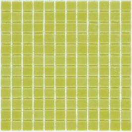 Sklenená mozaika Mosavit Monocolores Verde 30x30 cm lesk MC303