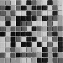 Sklenená mozaika Mosavit Urban gris 30x30 cm mat URBANGR