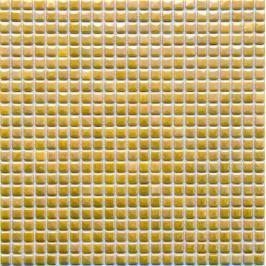 Sklenená mozaika Mosavit Mikros dore 30x30 cm lesk MIKROSDO
