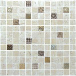 Sklenená mozaika Mosavit Galaxy lux 30x30 cm mat / lesk GALAXYLU