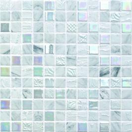 Sklenená mozaika Mosavit Galaxy perseo 30x30 cm lesk GALAXYPE