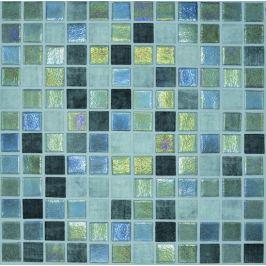 Sklenená mozaika Mosavit Gomera 30x30 cm lesk GOMERA
