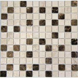Kamenná mozaika Mosavit Impkimpi 30x30 cm mat IMPKIMPI