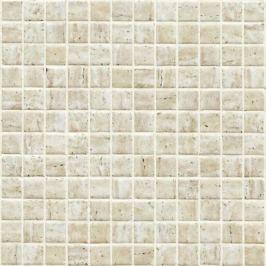 Sklenená mozaika Mosavit Travert 30x30 cm mat TRAVERTINOMA