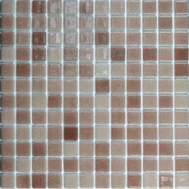 Sklenená mozaika Mosavit Brumas 30x30 cm lesk BR5002ANTISLIP