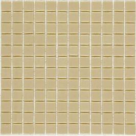 Sklenená mozaika Mosavit Monocolores beige 30x30 cm lesk MC502