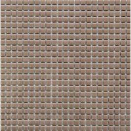 Sklenená mozaika Mosavit Mikros moka 30x30 cm mat MIKROSMO