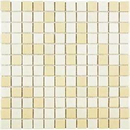 Sklenená mozaika Mosavit Combi 30x30 cm lesk COMBI5ANTISLIP