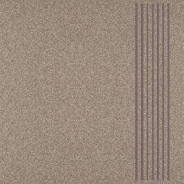 Schodovka Multi Kréta hnedá 30x30 cm, mat