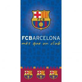 Halantex Halantex osuška FC Barcelona 70x140cm