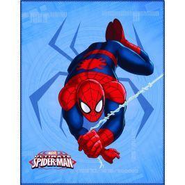 CTI CTI Fleece dečka Spiderman Spider 110x140 cm