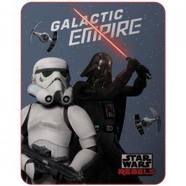 CTI CTI Fleece dečka Star wars Dark side 110x140 cm