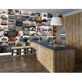 1Wall 1Wall Kreatívna koláž 64 dielov 37,5 x 27,5cm Volkswagen