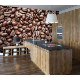 1Wall fototapeta Kávové zrná 315x232 cm