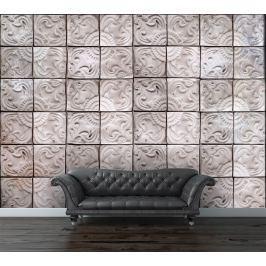 1Wall 1Wall fototapeta Ozdobné obloženie steny 315x232 cm