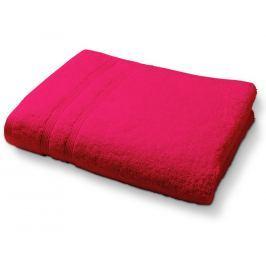 TODAY Ručník 100% bavlna Jus de myrtille - růžová - 50x90 cm