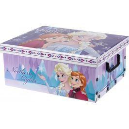Home collection Úložná krabice pro děti Ledové království (Frozen) 37x31x16cm