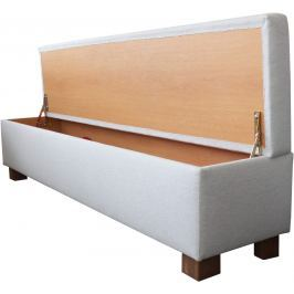 TROPICO/Hilding Anders Otoman k posteli Tropico Continental Comfort - šířka 180 cm