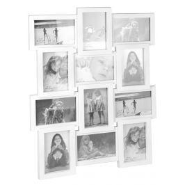 Home collection Rám na 12 fotek 60x56cm bílá