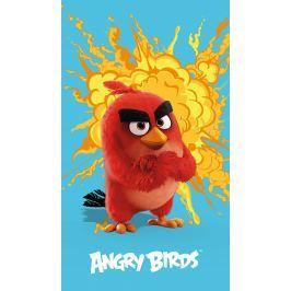 CTI Osuška Angry birds RED 70x120 cm-NOVINKA 2016