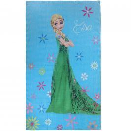 CTI Osuška Frozen (Ladové kráľovstvo) Elsa Garden 70x120 cm