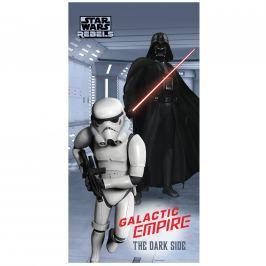 CTI CTI Osuška Star Wars Dark side 75x150 cm