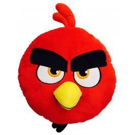 CTI 3D plyšový vankúšik Angry birds RED 36 cm-NOVINKA 2016
