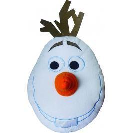 CTI 3D vankúšik Frozen Olaf (Ľadové kráľovstvo) 40 cm