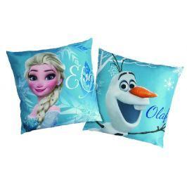 CTI Vankúšik Frozen Enjoy (Ľadové kráľovstvo) 40x40 cm