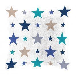 Mistral home Detský vankúšik baránok Mistral Home Starry sky blue 40x40 cm