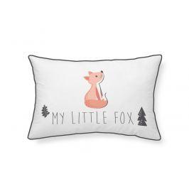 TODAY TODAY dětské polštářky Hello Fox - My Little Fox 30x50 cm